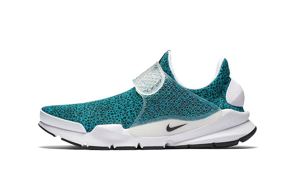 Nike представляет кроссовки Sock Dart в трех цветах в стиле «сафари»
