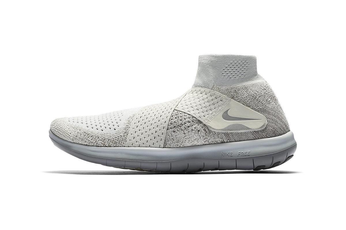 Free RN Motion Flyknit 2017 получит обновленную стилизацию от NikeLab