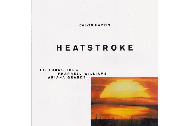 Новый сингл Calvin Harris — Heatstroke