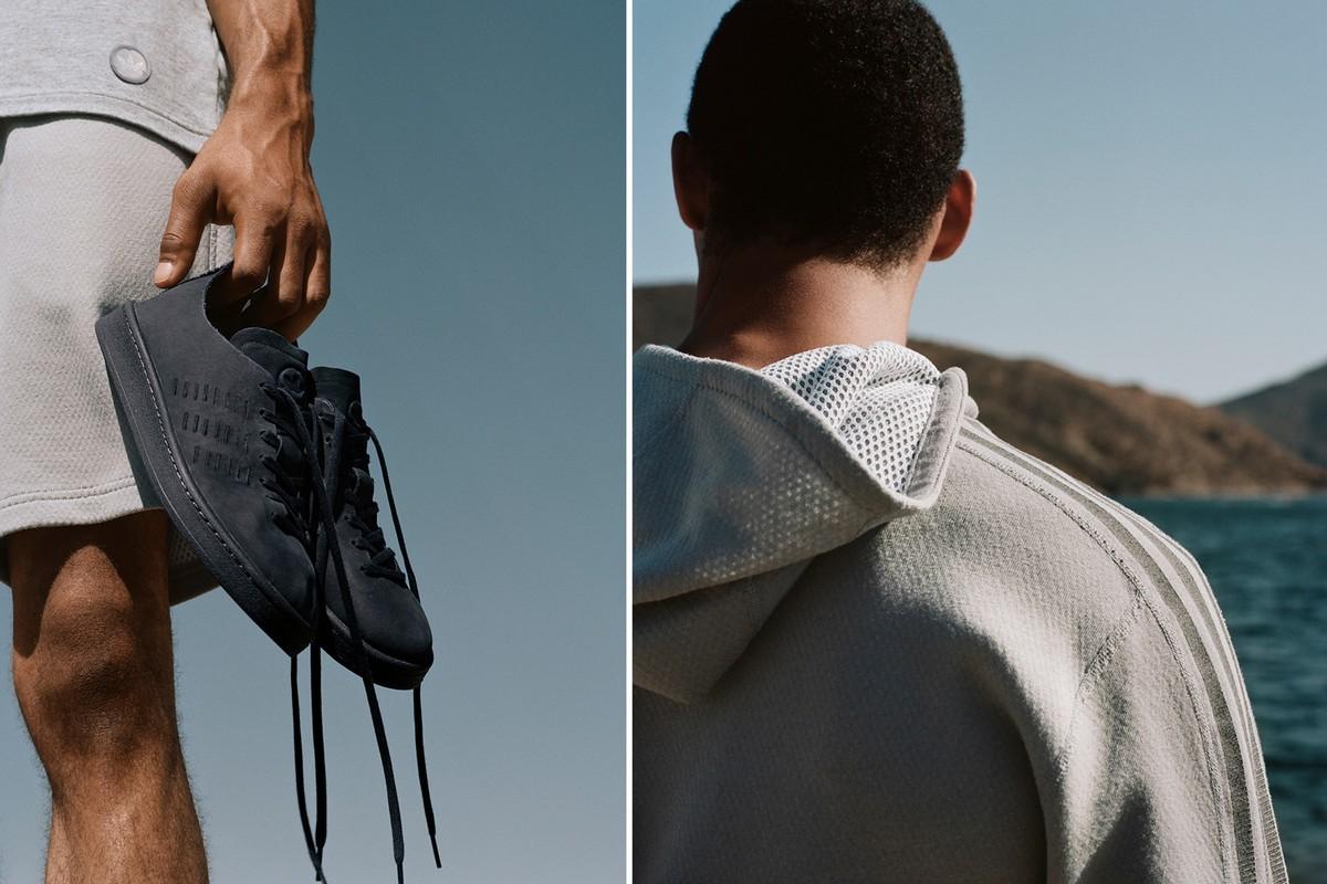 Обзор вещей из коллекции adidas Originals х wings + horns