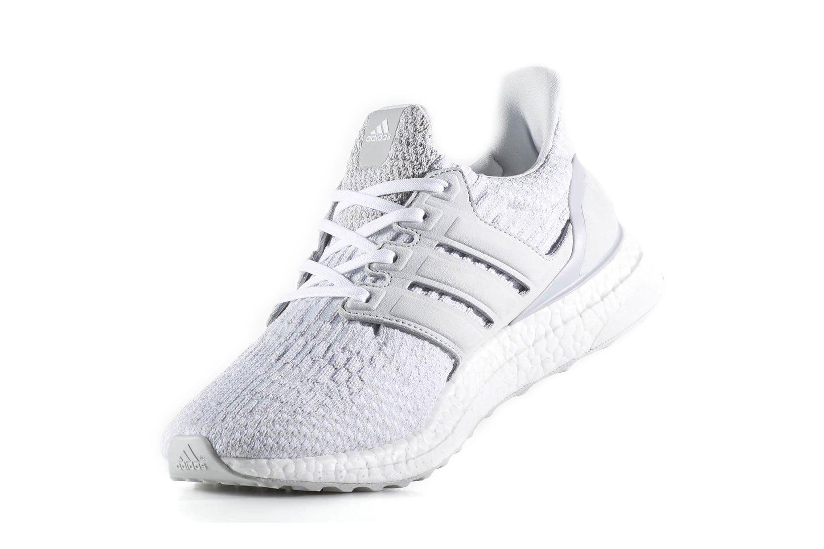Reigning Champ и adidas представляют новую модель кроссовок на подошве UltraBOOST