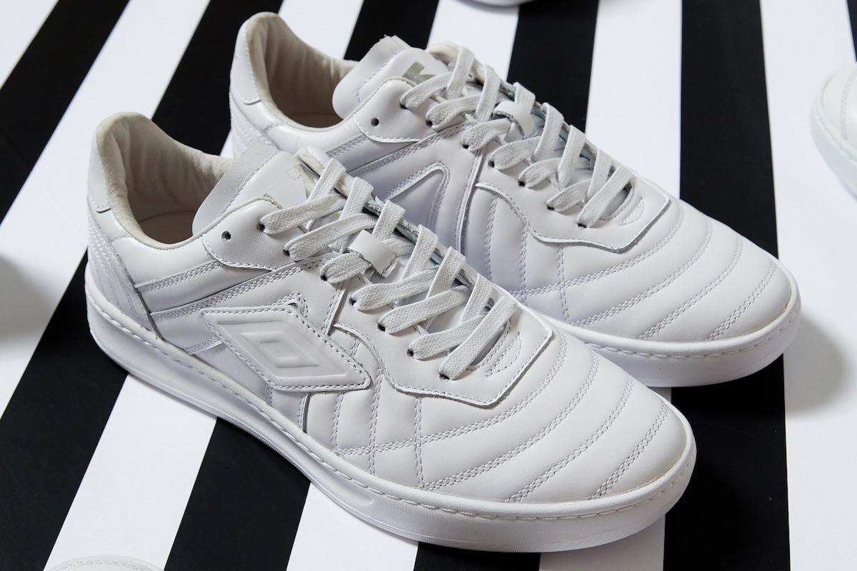 Крупным планом: кроссовки Coach от OFF-WHITE и Umbro