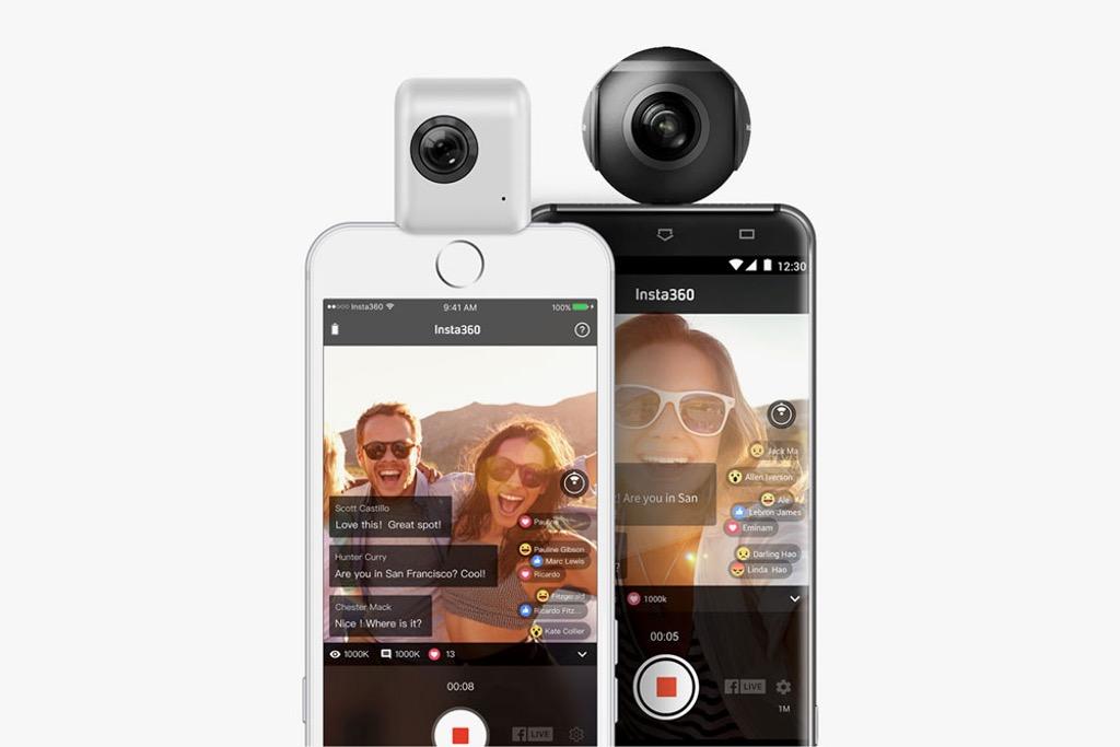Выпущено приложение Facebook 360 для Gear VR