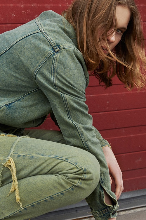 Won Hundred «вернулся» в 90-е вместе с новой джинсовой коллекцией
