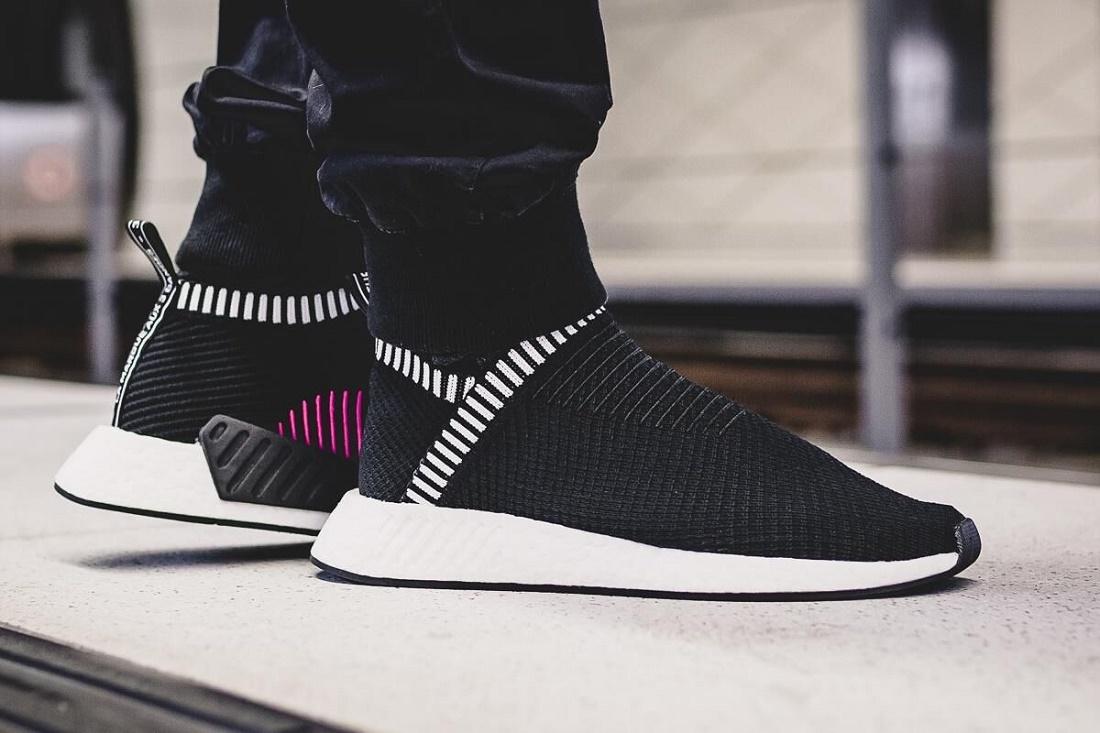 adidas NMD CS2 PK «Shock Pink» выпустят уже на этой неделе