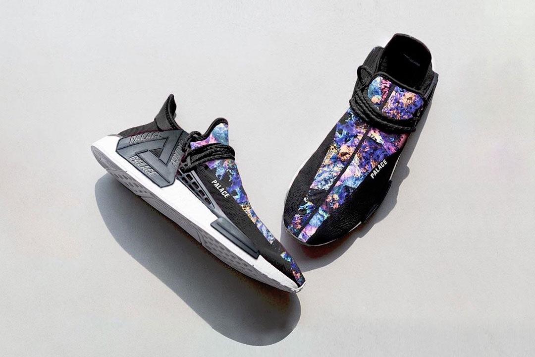 Вам не удастся купить эти кроссовки Hu NMD от Palace Skateboards x adidas Originals