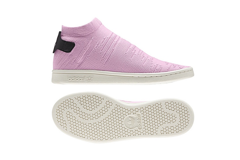 Новинка от adidas Originals – кроссовки Stan Smith Sock Primeknit