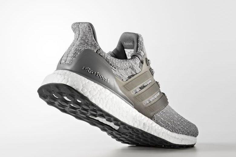 «Четыре оттенка серого» в модели adidas UltraBOOST 3.0