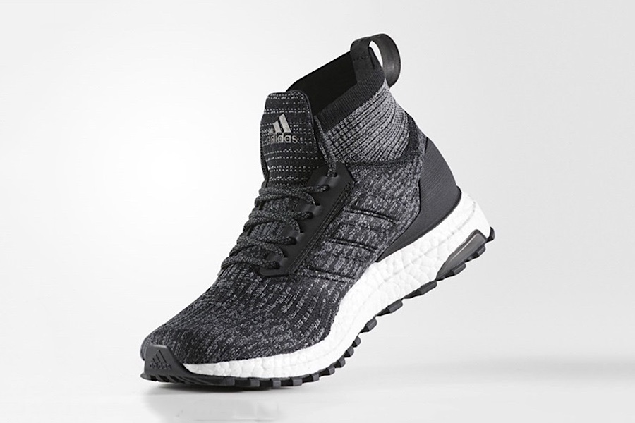adidas UltraBOOST ATR Mid преобразился в «Gray-Heavy»