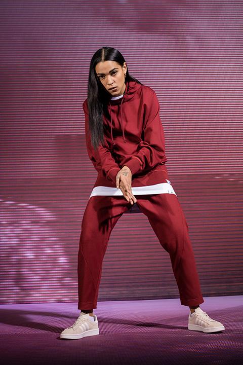 """adidas Originals выводит комфортную спортивную одежду на новый уровень с коллекцией """"XBYO"""""""