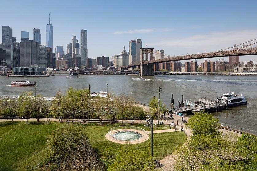 Аниш Капур запустил свой водоворот в Бруклине