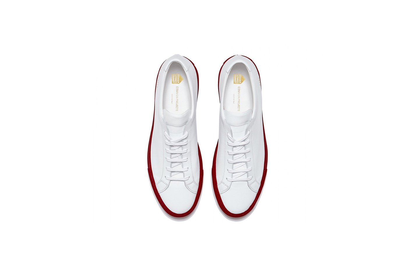 Common Projects и Dover Street Market объединяются для создания обуви Achilles Low