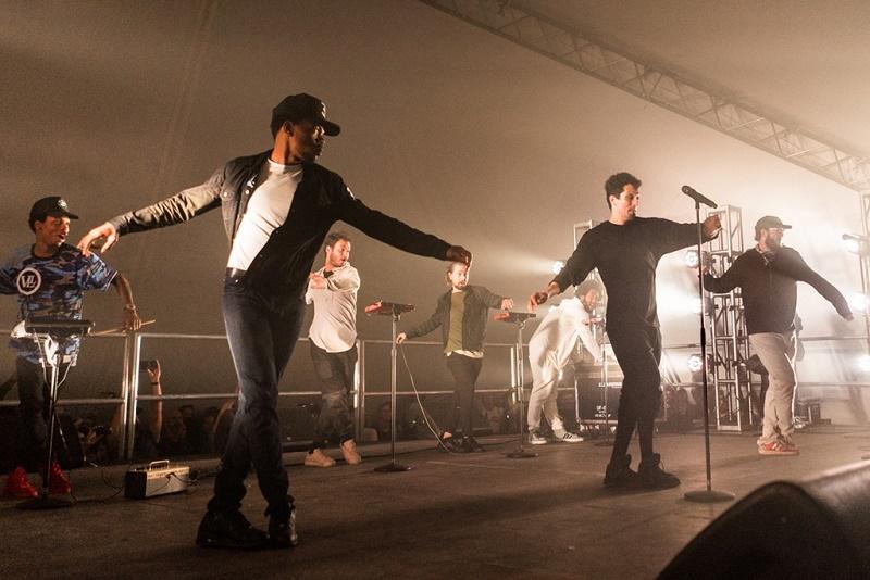 Песня May I Have This Dance от Francis And The Lights обзавелась ремиксом и клипом с участием Chance The Rapper