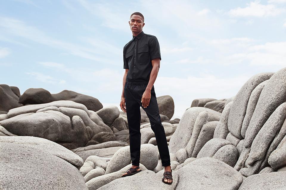 Лукбук мужской коллекции H&M весна/лето 2017