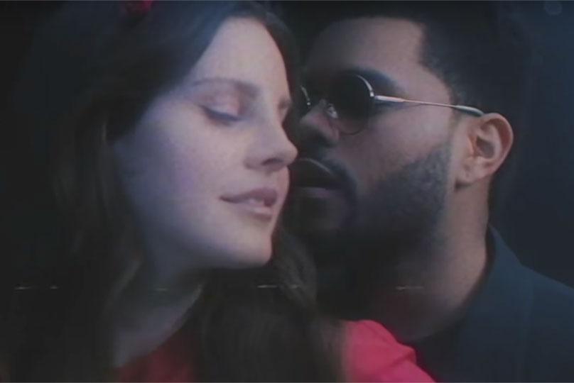 Танцы на одном из главных символов Америки в новом клипе Ланы Дель Рей и The Weeknd