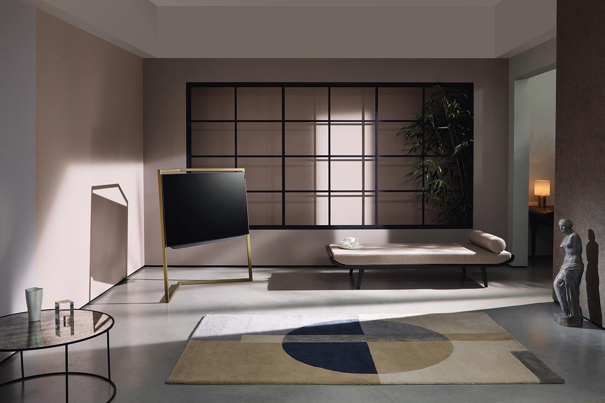 Новый телевизор от Loewe вдохновлен ар-деко и стилем «Баухаус»