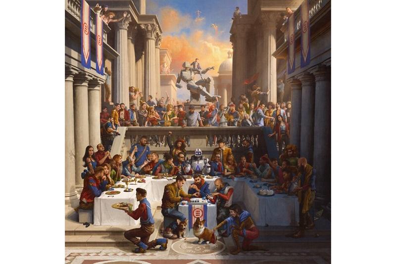Третий сингл Logic при участии Алессии Кары и Калида