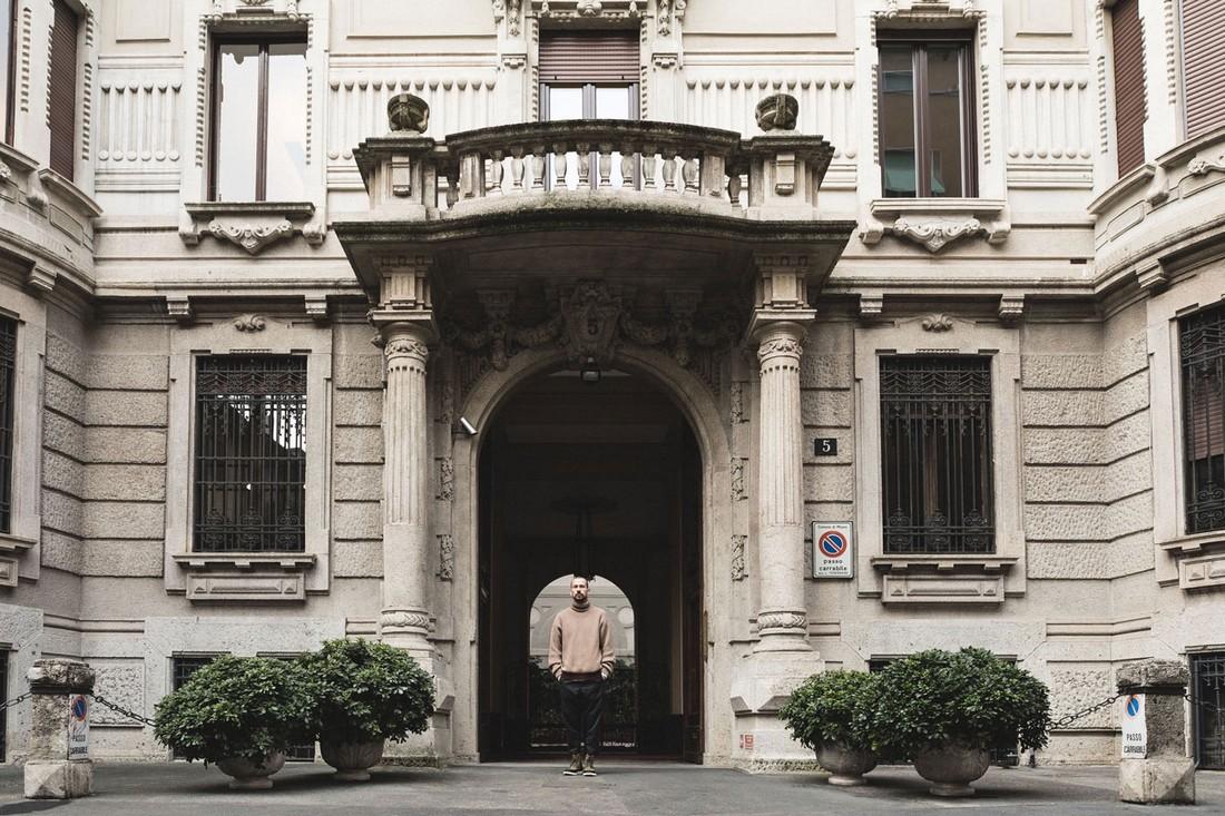 Размышления Люка Мейера из OAMC и Jil Sander об уличной одежде
