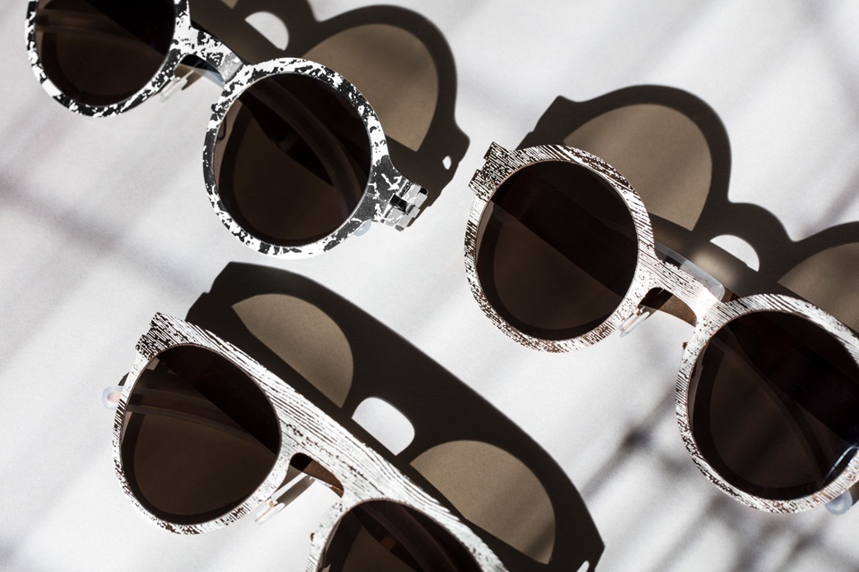 Maison Margiela & MYKITA представляют новую совместную коллекцию солнцезащитных очков