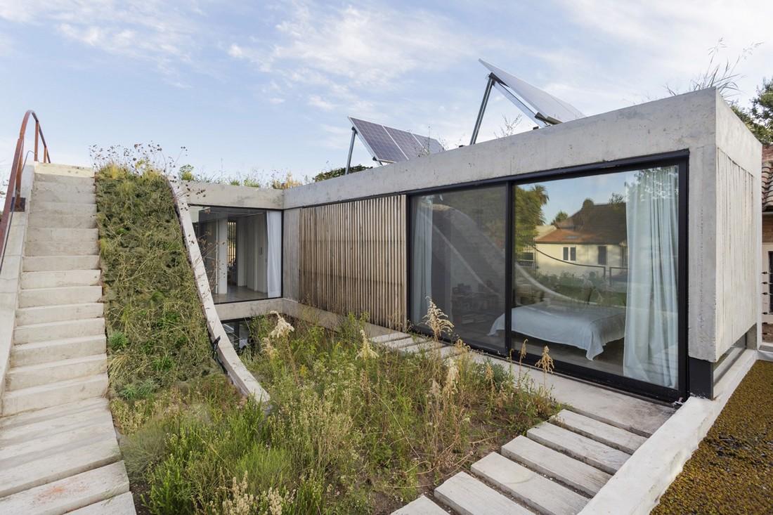 Дом MeMo: дизайн и экологичность