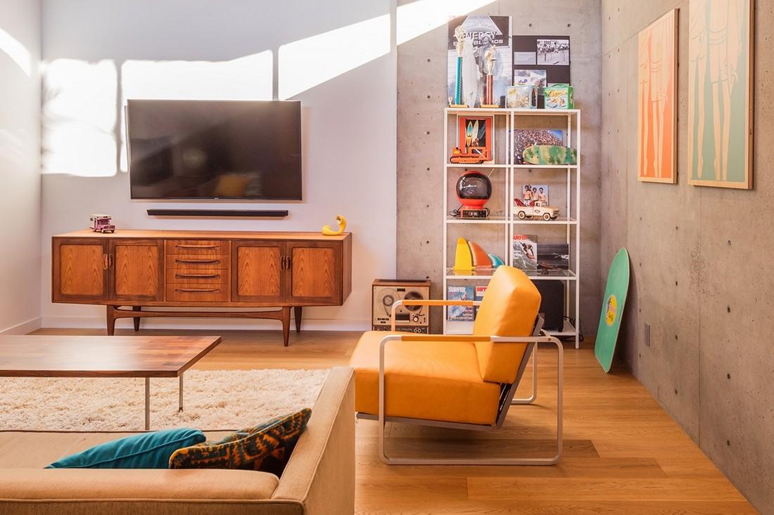Новый дом в стиле модерн – также практичен, как и красив