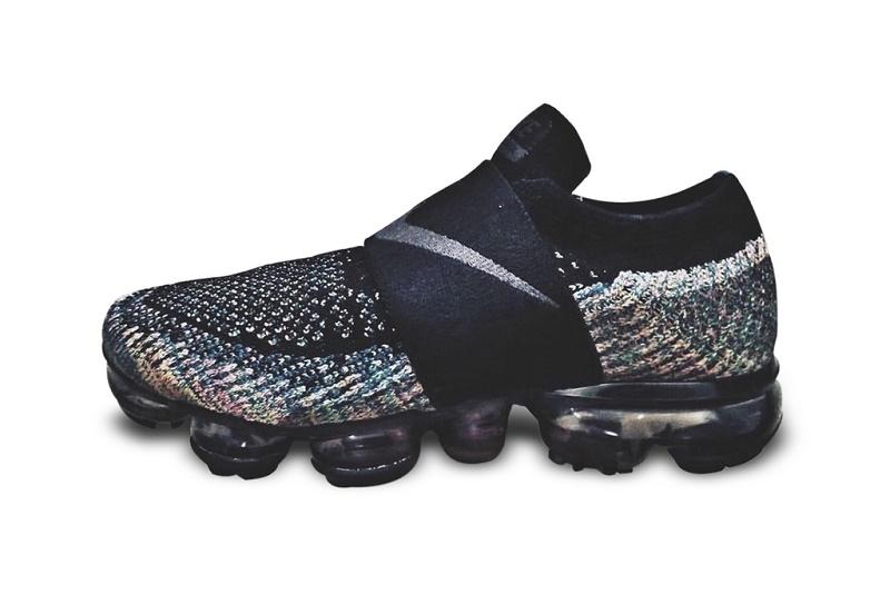 Эластичная лента у Nike Air VaporMax?