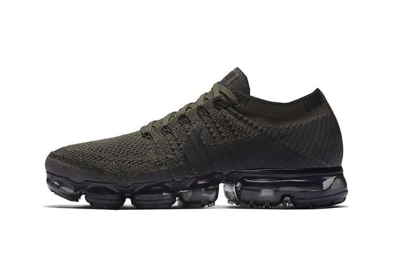 Air VaporMax от Nike продолжат свой путь в «Cargo Khaki»