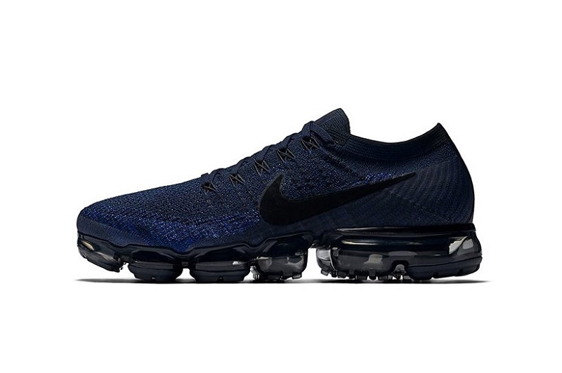 "Крупным планом: Nike Air VaporMax ""College Navy"""