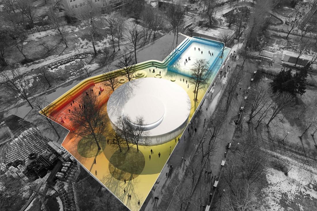 Nike откроет спортивный центр в Москве