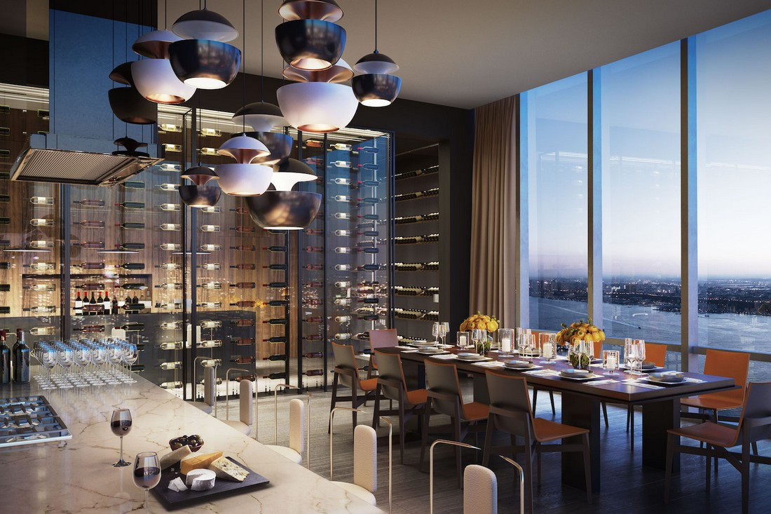 Норман Фостер строит 58-этажный офисный небоскреб в Нью-Йорке