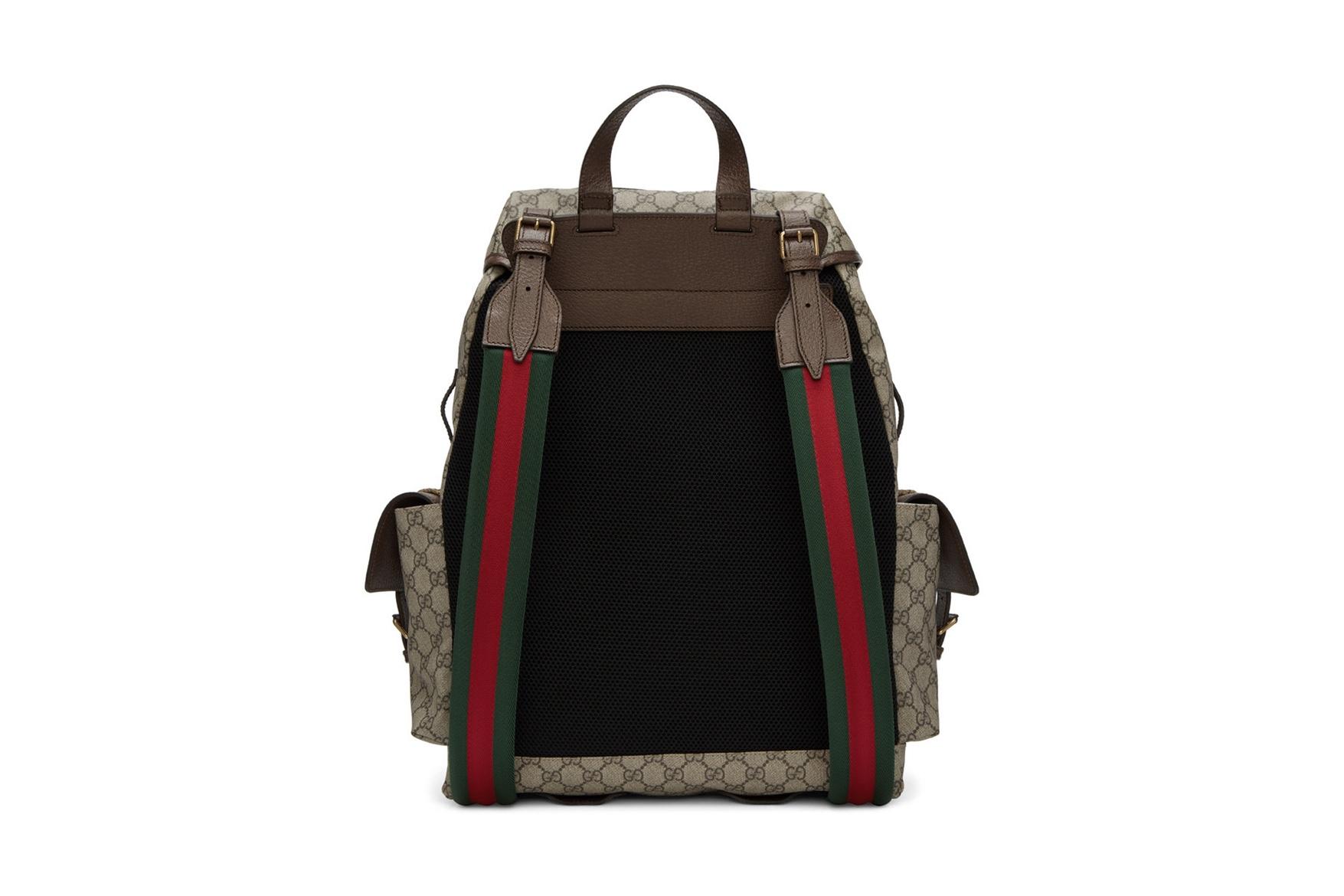 Отличный рюкзак для фанатов Gucci и Дональда Дака