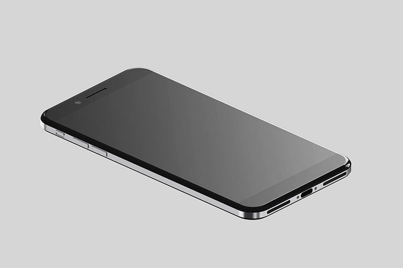 Реалистичный концепт iPhone 8