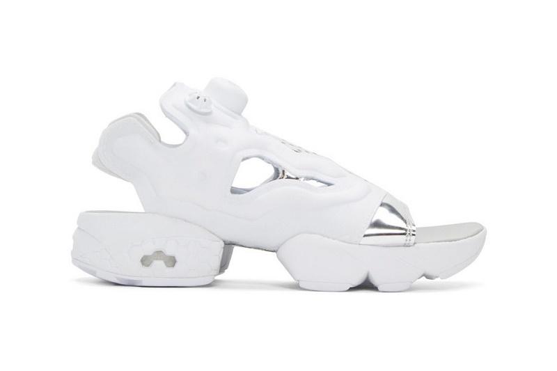 Reebok представляет слегка безумные, но очень милые сандалии Instapump Fury