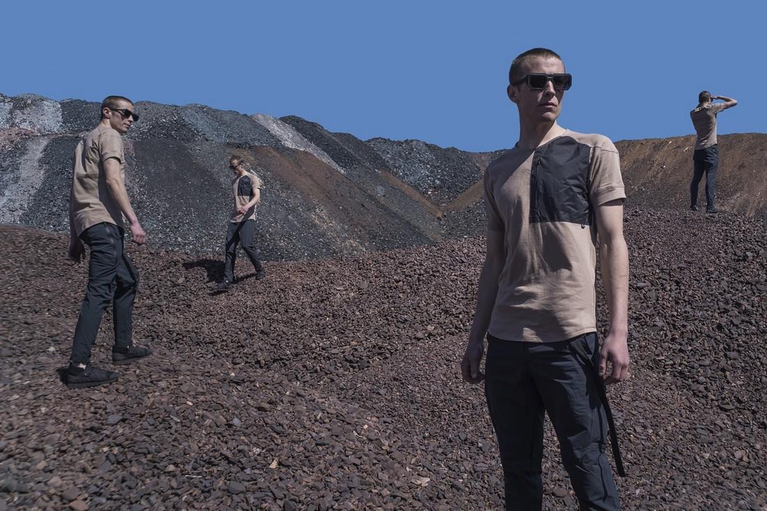 Riot Division освоил Марс для своей весенне-летней коллекции