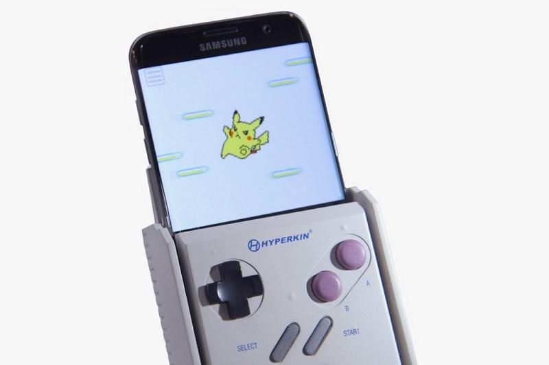 Smart Boy превращает iPhone 6 Plus в Game Boy