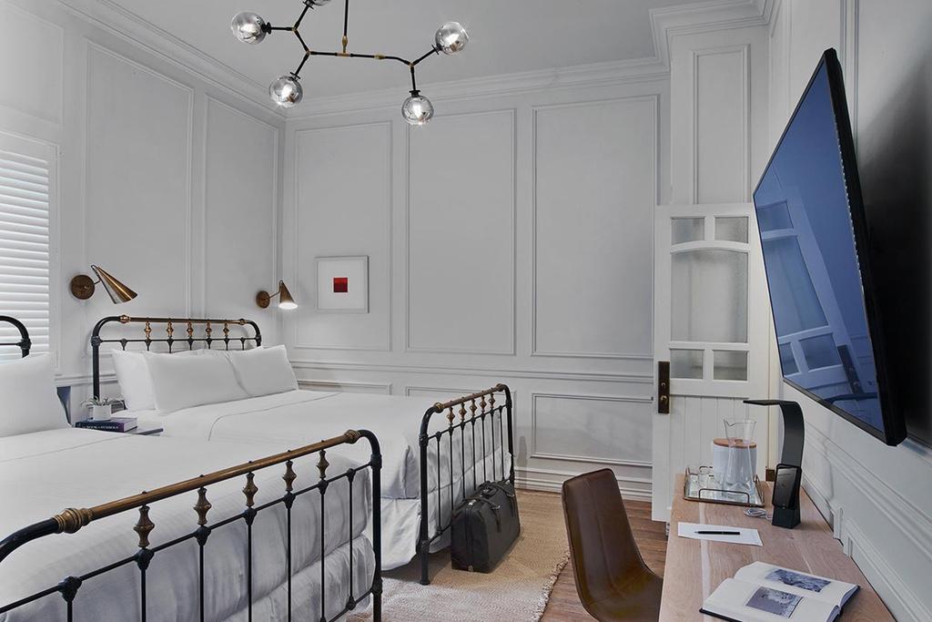 Life Hotel – современное пространство с отзвуками винтажа