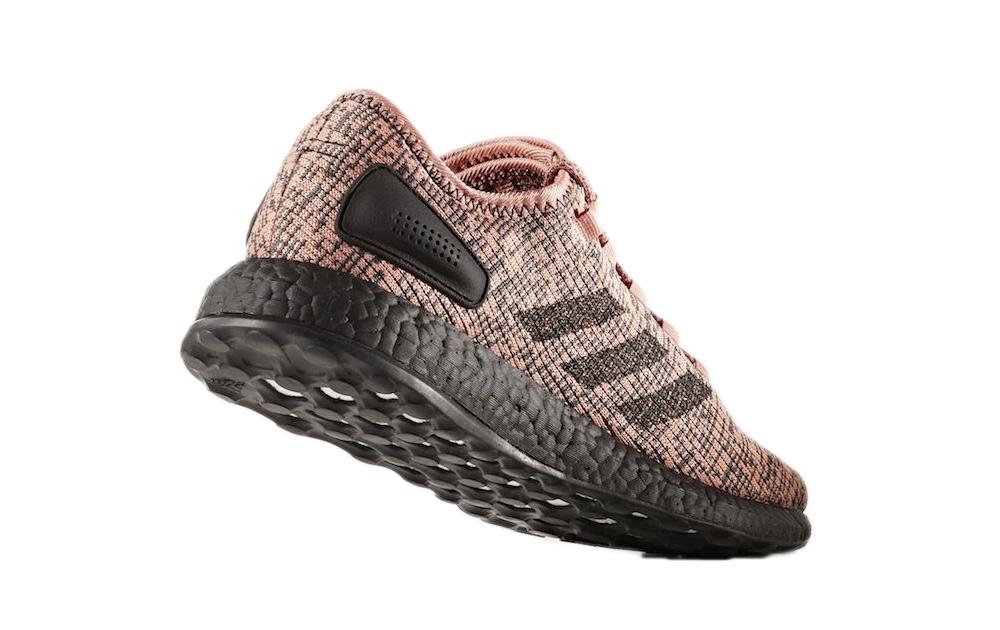 Летняя новинка от adidas: PureBOOST в оттенке «Salmon»
