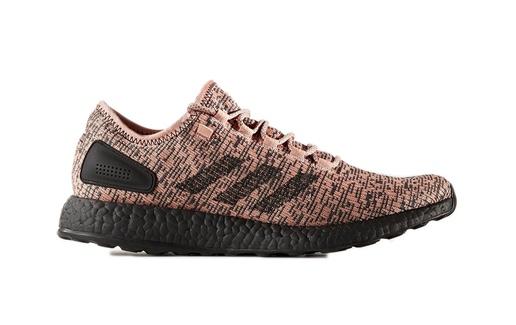 """Летняя новинка от adidas: PureBOOST в оттенке """"Salmon"""""""
