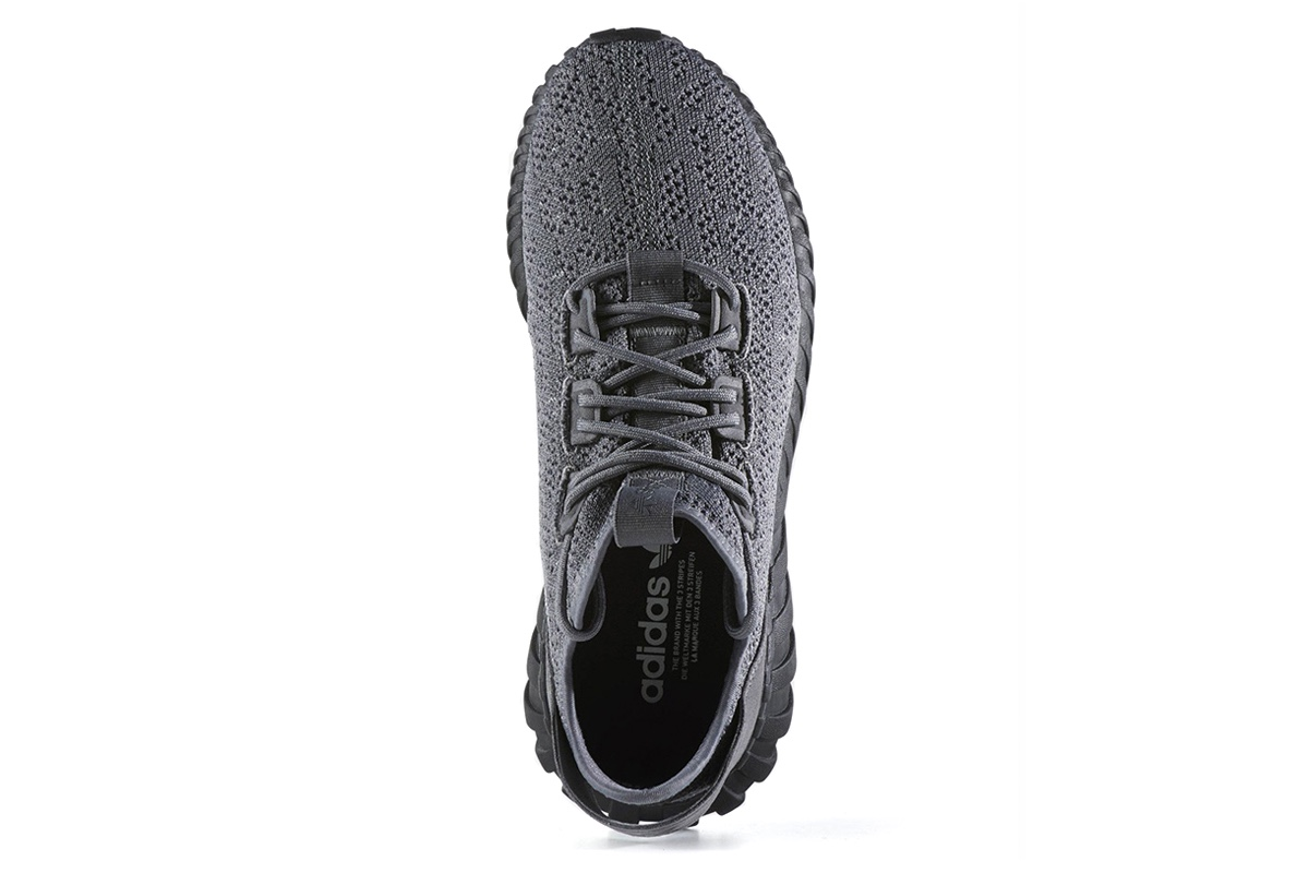 adidas выпускает Tubular Doom Primeknit в цветовой гамме «Soc Grey»
