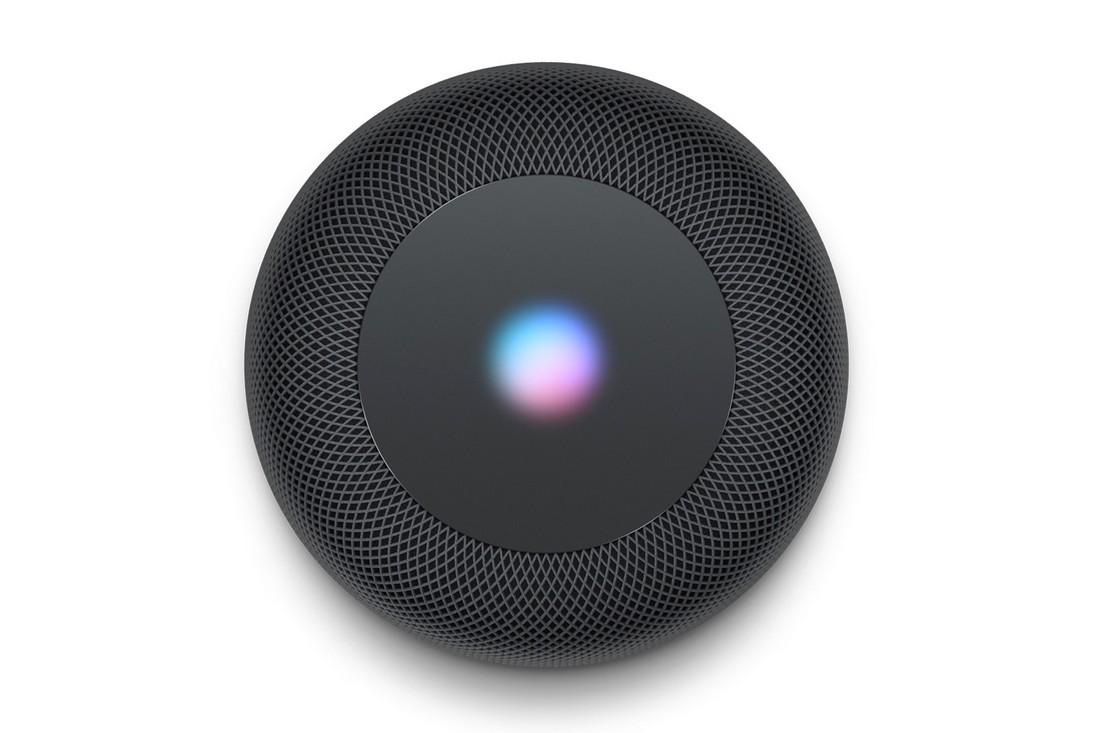 Apple HomePod: домашняя колонка с поддержкой Siri