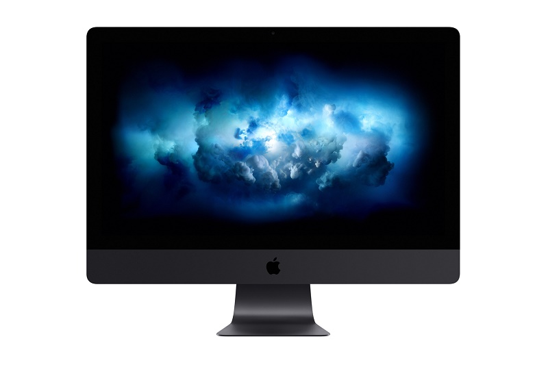 Apple анонсировала самый мощный iMac Pro
