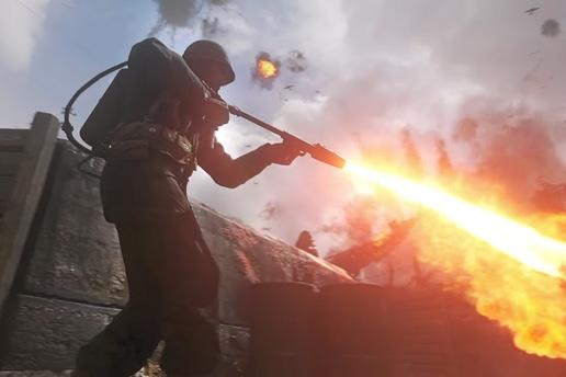 Первая демонстрация мультиплеера Call of Duty: WWII