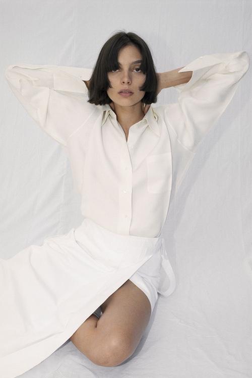 «Пред-осенняя» коллекция от Céline — для работы и отдыха