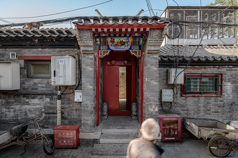 Частный буддийский храм в Китае