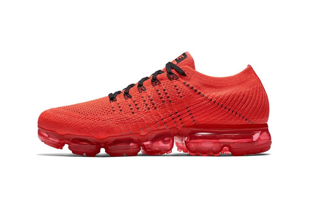 Появились первые официальные кадры коллаборации CLOT и Nike VaporMax