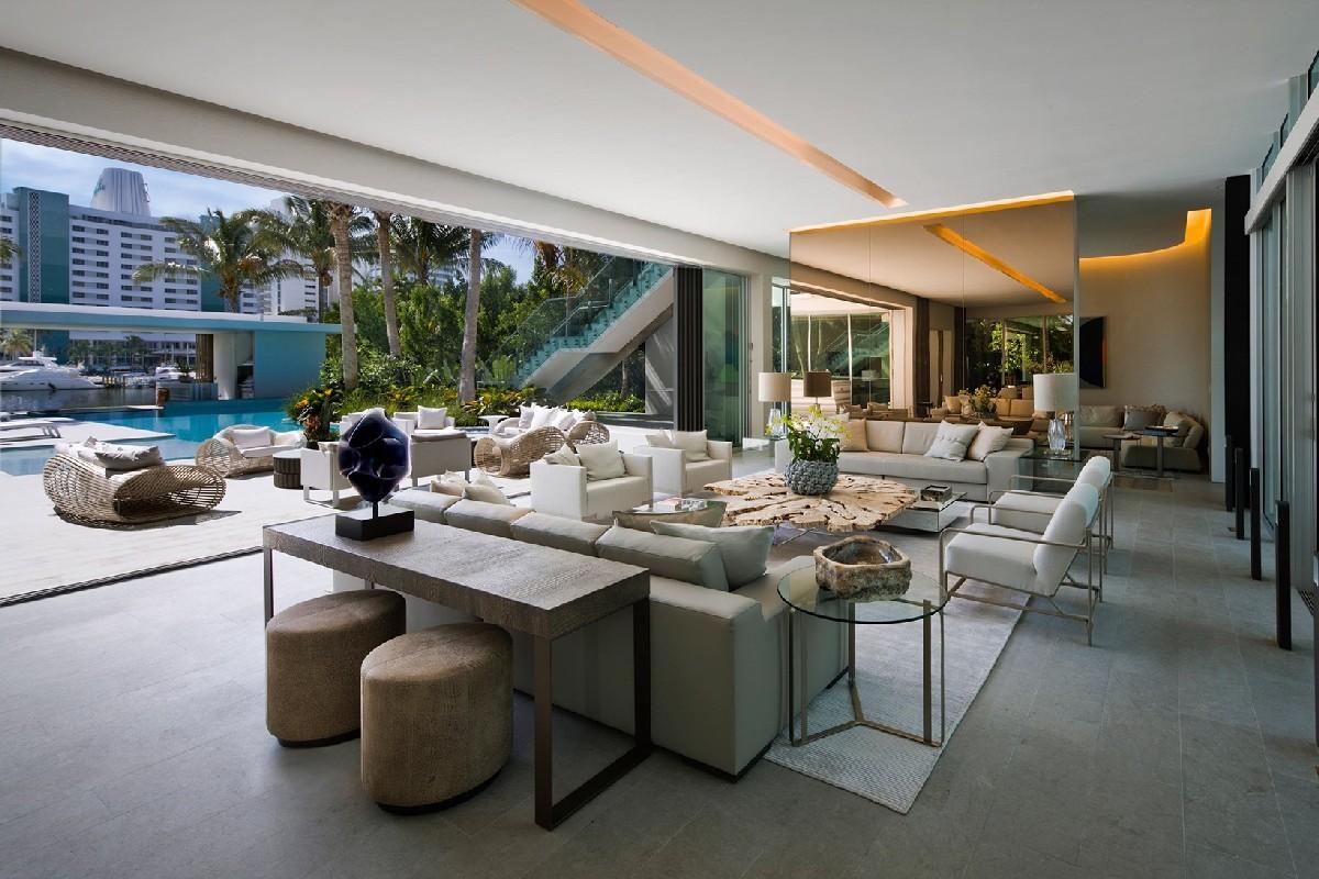 «Дом мечты» построило в Майами архитектурное бюро SAOTA