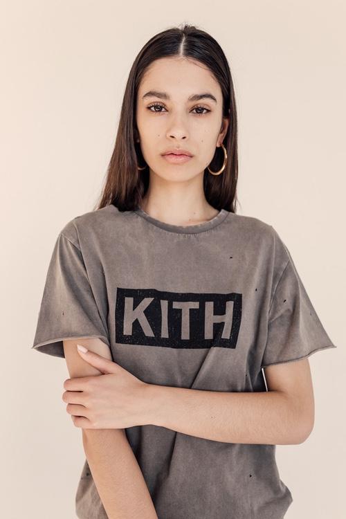 KITH Women выпустят новые футболки