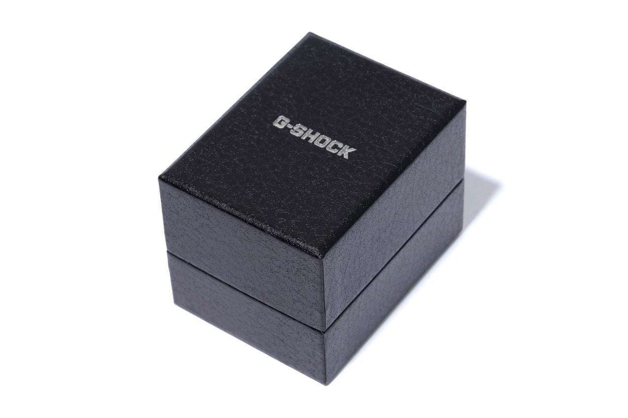 NEIGHBORHOOD и G-SHOCK объединятся для создания второй модели DW-5600
