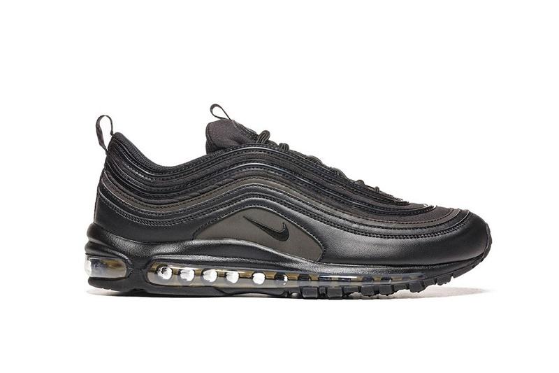 Новое цветовое решение для кроссовок Nike Air Max 97