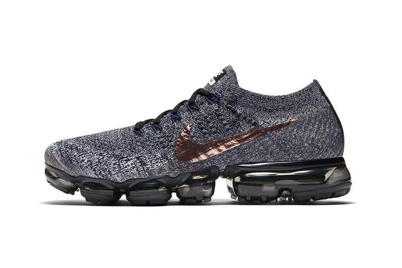 """В семействе Nike Air VaporMax пополнение - """"медные"""" кроссовки"""